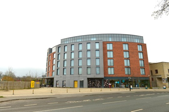The scene at Staycity Hotel in the centre of York. 30 January 2020. The hotel believed to be at the centre of the UK's first coronavirus outbreak was still open for business today (Fri) with bosses claiming health chiefs had NOT been in recent contact. See SWNS story SWLEvirus. The claim came as a huge national hunt was underway to trace anyone who had come into contact with the pair. Two Chinese nationals who tested positive for the deadly virus are thought to have stayed at the ?140-a-night Staycity Hotel in York city centre before falling ill. The rooms they stayed were sealed off and are being deep-cleaned today but the 220-bedroom hotel is still open for business. The un-named tourists called paramedics on Thursday after one of them became ill. A hotel spokesperson said Public Health England officials had not officially confirmed with them that the patients who had tested positive had stayed there. Official advice is that anyone who comes into close contact with virus carriers self-isolate or are quarantined to prevent spreading infection. It is not know whether any Staycity staff who came into contact with the tourists have been quarantined or put in self isolation.