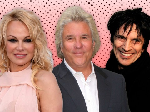 Inside Pamela Anderson's love life as she splits from 'husband' Jon Peters after 12 days