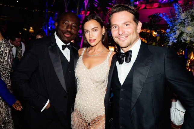 Please see additional inside images of Edward Enninful, Irina Shayk, Bradley Cooper, Charlize Theron and Margot Robbie for your use in the following link here: https://we.tl/t-vj3kvU1pdL ? Photography credit - British Vogue/James Kelly ? Credit Line - British Vogue and Tiffany & Co. celebrate Fashion and Film Party at Annabel?s ? Images cannot be cropped or altered ? One use only ? Article must link back to: https://www.vogue.co.uk/celebrity-photos/gallery/british-vogue-fashion-and-film-party-2020