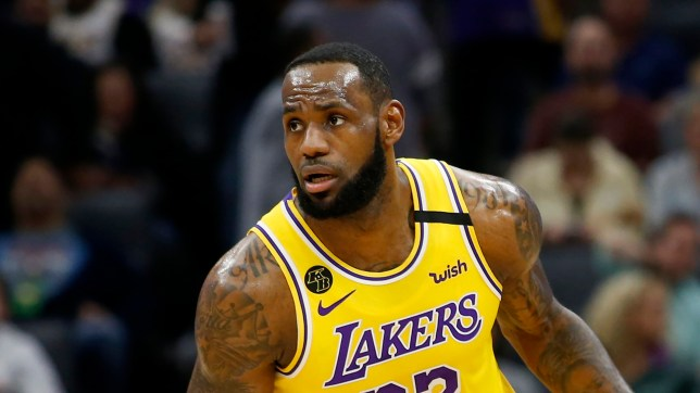 LeBron James will wear the No.2 for his NBA All-Star team