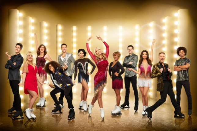 Dancing on ICe 2020 line up