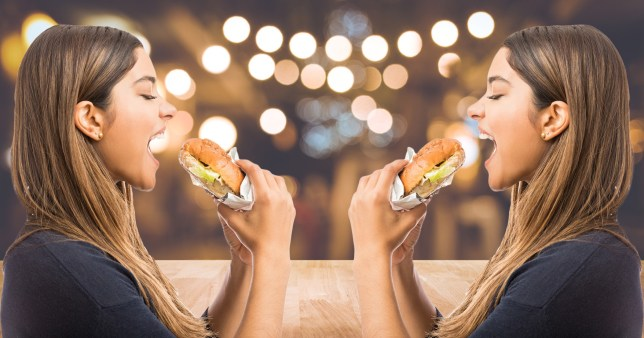 'Self-love' restaurant opens for Valentines where you eat your dinner alone in front of a mirror Picture: Getty