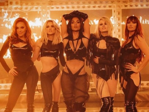 Pussycat Dolls bless us with new photos from React video and we are not worthy