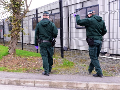 Brexit Day bomb plot uncovered after device is found on lorry