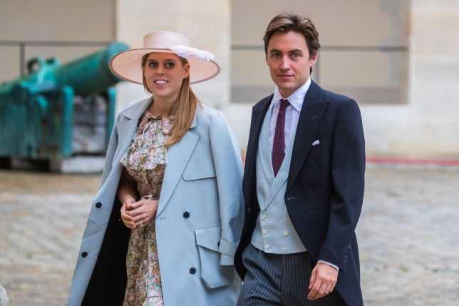 Princess Beatrice S Wedding Limited To Two Guests Amid Coronavirus Metro News