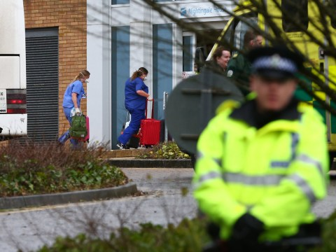 UK to 'forcibly quarantine' coronavirus victims after patient tried to leave