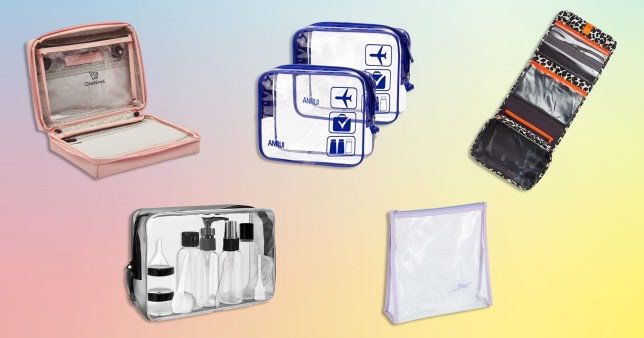 The best reusable alternatives to single-use liquids bags at the airport