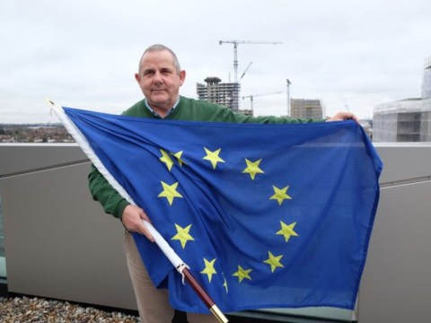 London council vows to fly EU flag after Brexit to be 'welcoming'