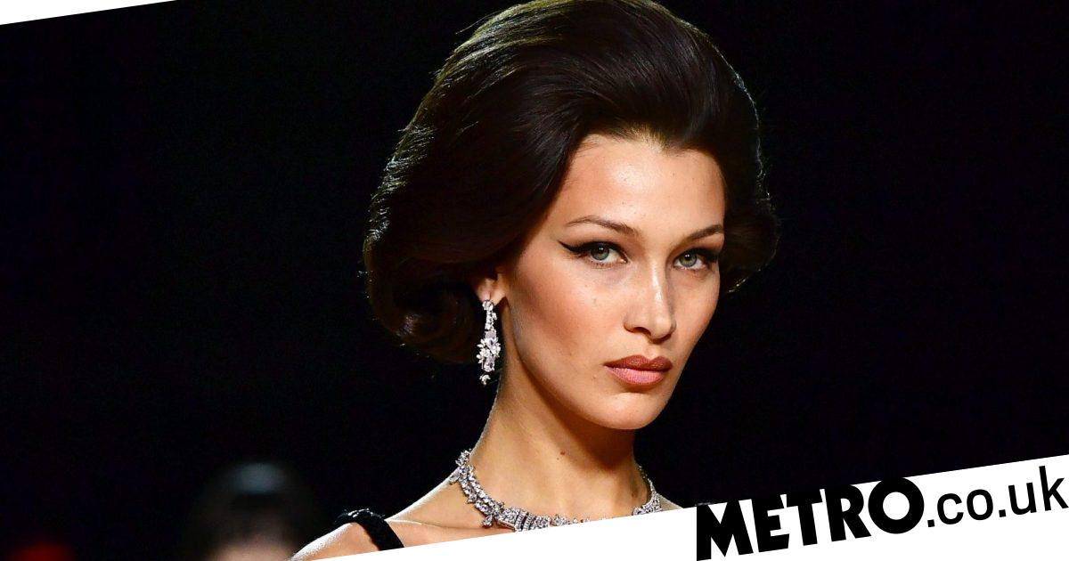 Bella Hadid channels inner princess on Marc Jacobs catwalk at NYFW