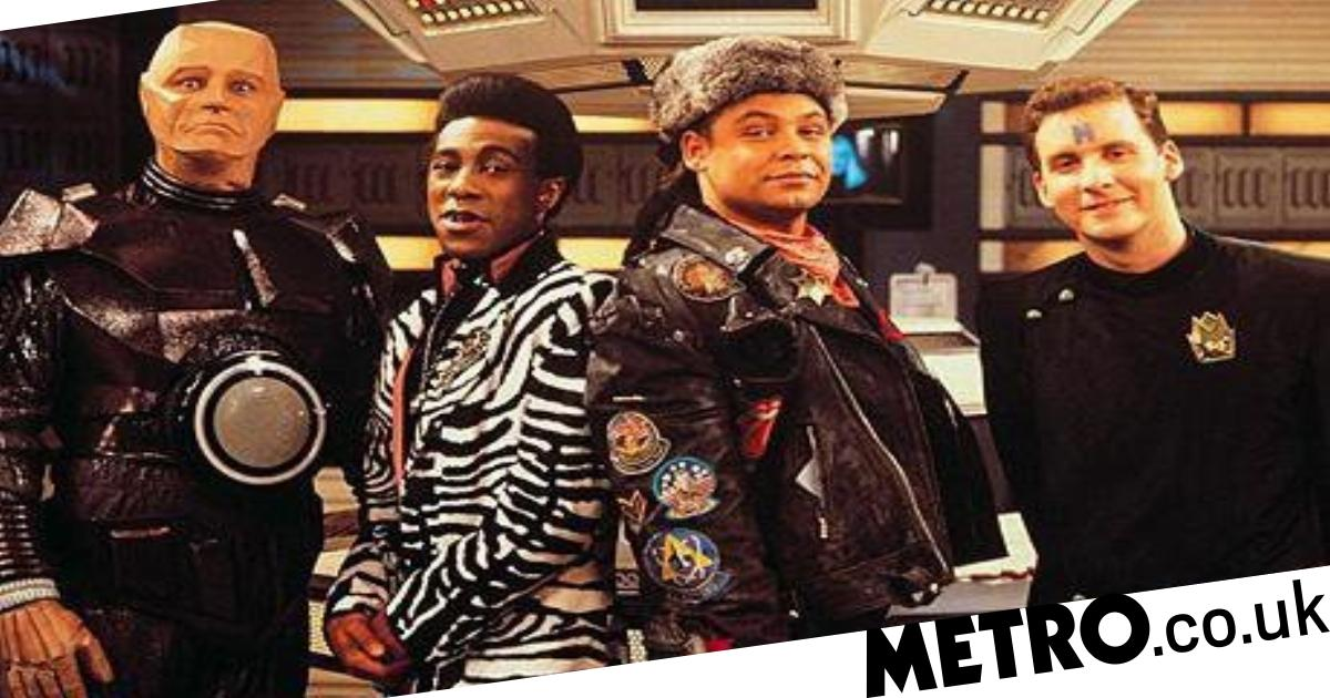 Red Dwarf fans celebrate show's 32nd birthday ahead of reboot