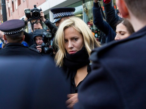 Caroline Flack 'told police she was suicidal' after arrest and feared bodycam footage would be shown in court
