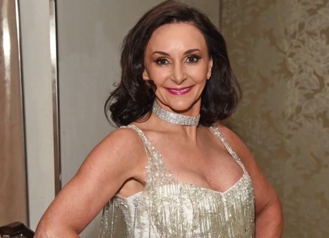 LONDON, ENGLAND - MAY 11: Shirley Ballas attends the British LGBT Awards 2018 at the London Marriott Hotel, Grosvenor Square, on May 11, 2018 in London, England. (Photo by David M. Benett/Dave Benett/Getty Images)