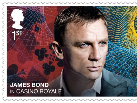 Royal Mail has upped our letter-sending needs with new James Bond stamps for No Time To Die