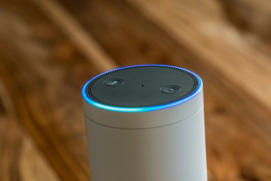 The BBC says it is committed to working with Amazon and its Alexa assistant  (Credits: Getty Images)