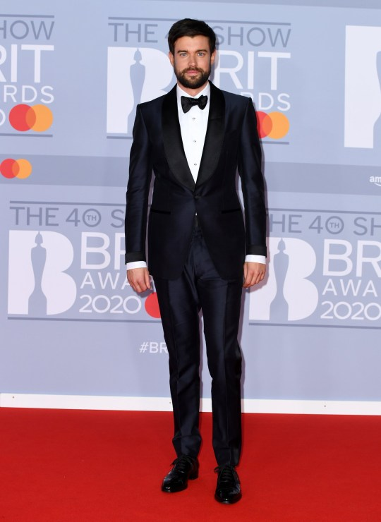 Jack Whitehall attends The BRIT Awards 2020