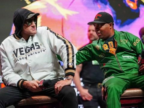 SugarHill Steward admits Tyson Fury is 'not 100%' going into Deontay Wilder rematch