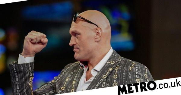Fury says beating Wilder will not compare to the night he toppled Klitschko