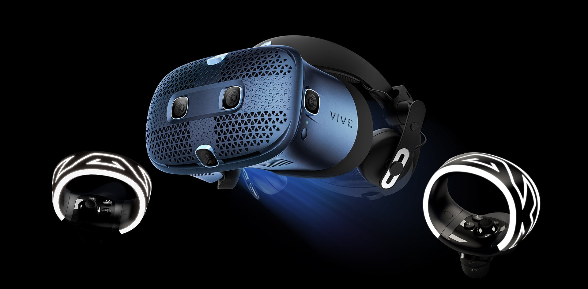 HTC Confirm Vive Cosmos VR Headset
