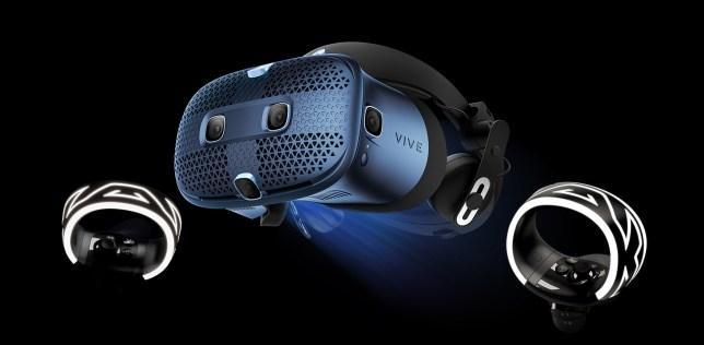 HTC unveils new modular VR headset