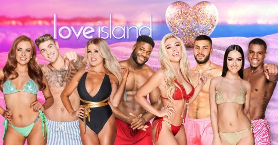 Love Island couple dumped before final