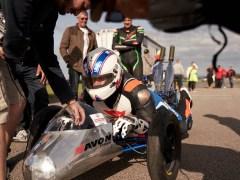 Top Gear's Freddie Flintoff shouts 'I can't stop' before 124mph horror crash