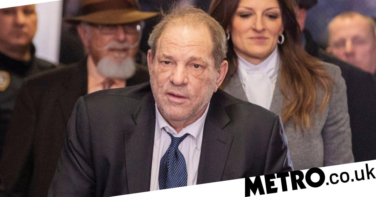Harvey Weinstein is 'unbelievably energised' to fight rape convictions