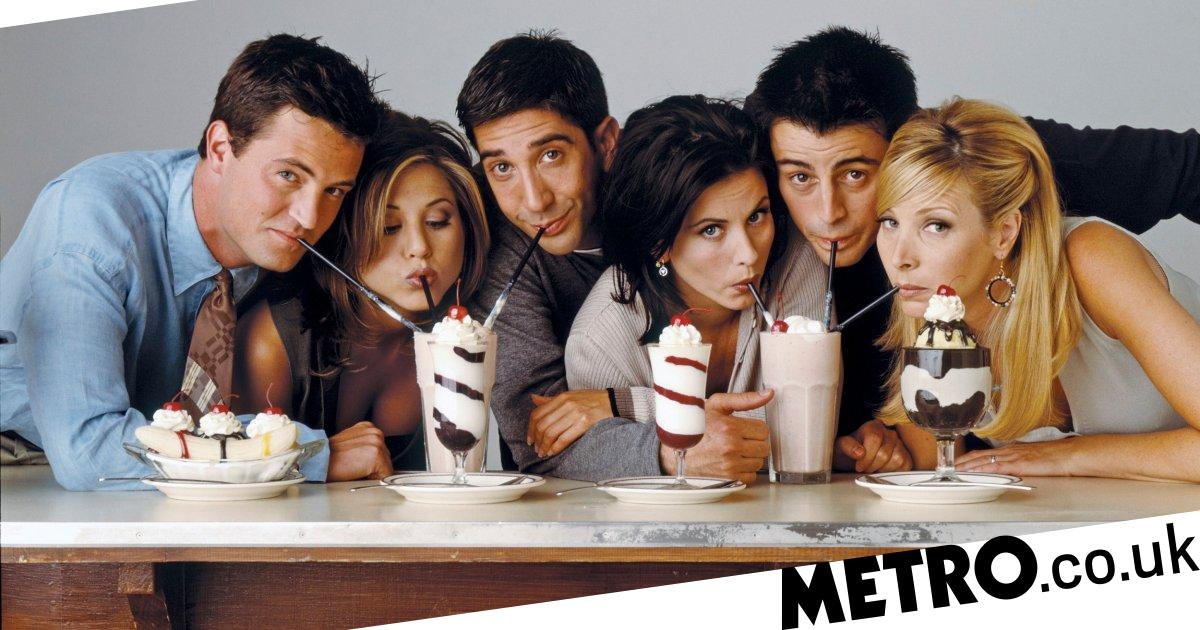 Everything we know about the Friends reunion special