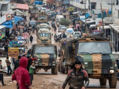 UN chief calls for end to 'humanitarian nightmare' in Syria's Idlib province