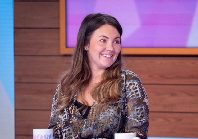 Editorial use only Mandatory Credit: Photo by Ken McKay/ITV/REX (10568753z) Lacey Turner 'Loose Women' TV show, London, UK - 27 Feb 2020 GUEST: LACEY TURNER ON HER EMOTIONAL JOURNEY TO MOTHERHOOD She is best known as one of EastEnders? feisty Slater sisters, Stacey Slater, but today the actress who plays her, Lacey Turner, joins us to talk about her real life off-screen journey to become a mum. Lacey had two miscarriages before falling pregnant for a third time with her daughter Dusty; losing those babies meant she couldn?t allow herself to be excited about her successful third pregnancy. She?ll tell us why talking about her experience helps break down the stigma, how she?s finding motherhood now Dusty is here safely, and all about returning to EastEnders this year.