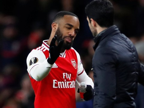 Martin Keown slams Alexandre Lacazette and Nicolas Pepe after Arsenal's defeat to Olympiacos