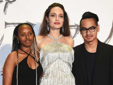 Angelina Jolie's son Maddox returns from university in South Korea as class is cancelled amid coronavirus pandemic