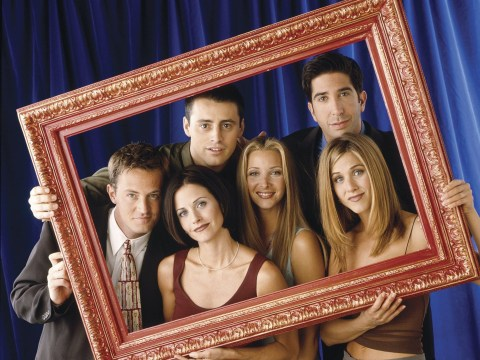 No David Schwimmer, we don't need an all-black version of Friends