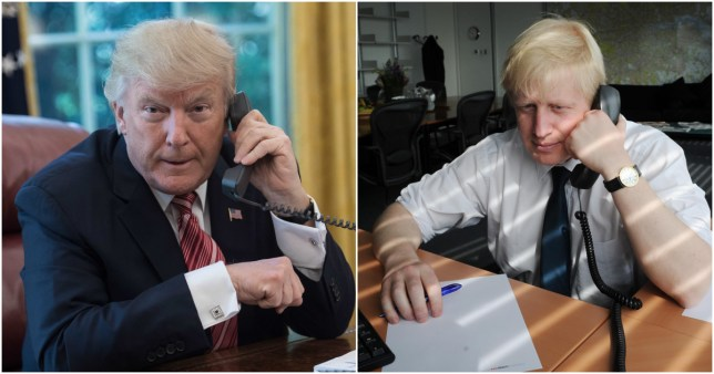 Donald Trump flew into 'apoplectic' rage at Boris Johnson over Huawei 5G deal