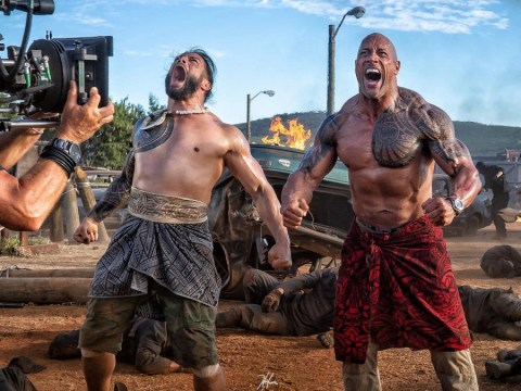 WWE star Roman Reigns wants Dwayne Johnson match at WrestleMania 37 in Hollywood