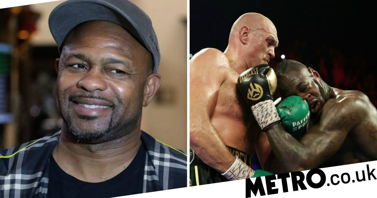 Roy Jones Jr. says Deontay Wilder had 'no chance' against Tyson Fury and urges WBC champ to prove his greatness - metro