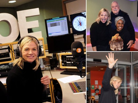 Zoe Ball loses a million listeners on BBC 2 Breakfast Show since taking over from Chris Evans
