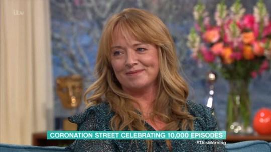 Coronation Street's Sally Ann Matthews