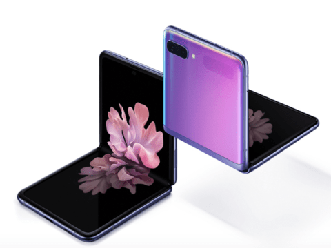 Samsung launches Galaxy Z Flip folding smartphone that 'changes everything'