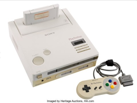 Nintendo PlayStation auction bidding led by Oculus VR founder Palmer Luckey