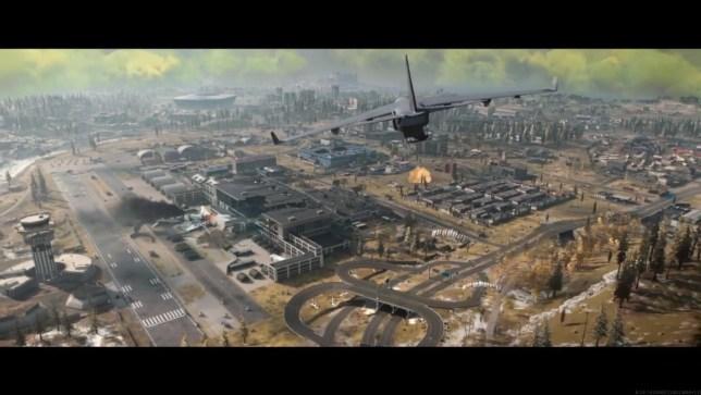 Call Of Duty: Modern Warfare battle royale tease
