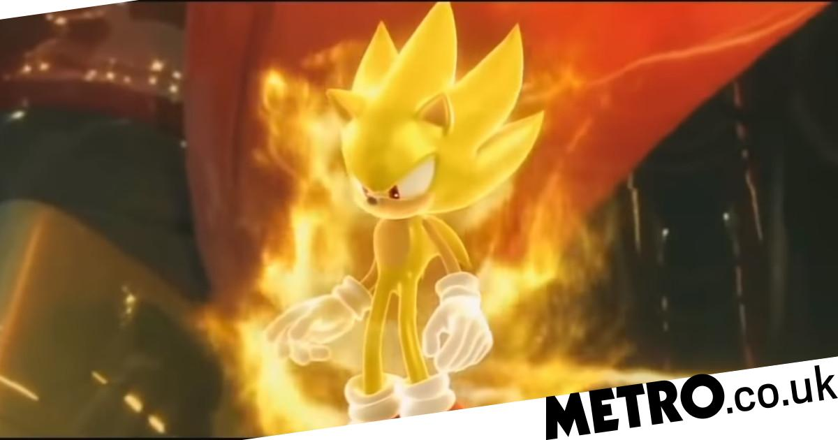 Sonic The Hedgehog Movie Nearly Featured Super Sonic Metro News