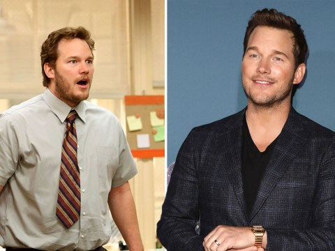 Chris Pratt admits weight gain helped him to be 'funnier' in Parks and Recreation