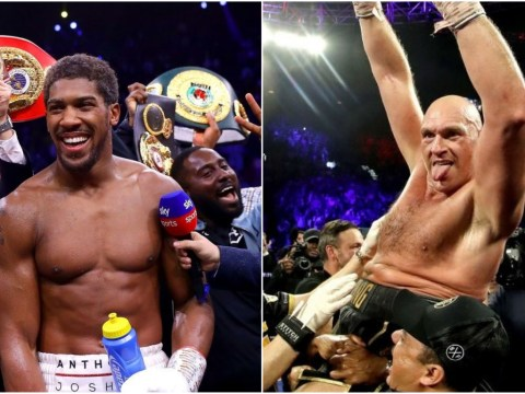 David Haye delivers Tyson Fury v Anthony Joshua prediction after Deontay Wilder knockout