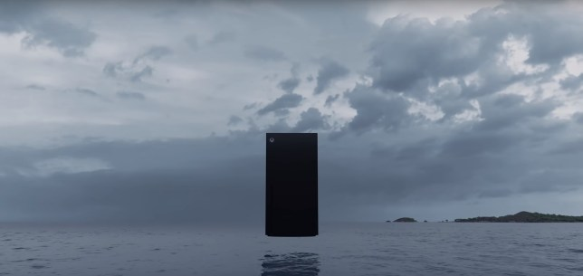 Xbox Series X trailer