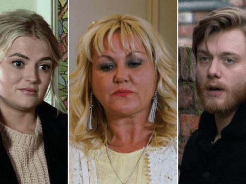 Coronation Street spoilers: Beth Tinker horrified as passion ensues between Bethany Platt and Daniel Osbourne