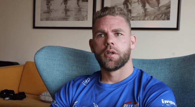 Billy Joe Saunders believes Tyson Fury is the best heavyweight in the world