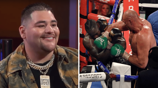 Andy Ruiz was 'shocked' by Tyson Fury's dominant win over Deontay Wilder