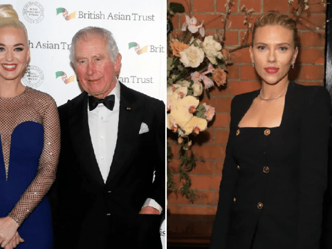 'Scarlett Johansson was robbed': Katy Perry's appointment as British Asian Trust ambassador roundly mocked