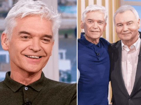 Eamonn Holmes shares sweet message as Phillip Schofield comes out as gay: 'A new chapter awaits you'