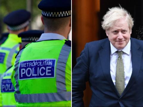 Boris Johnson's 20,000 police recruitment target is '30,000 too low'